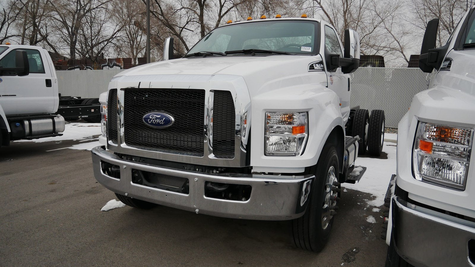 2018 F-650 Regular Cab DRW 4x2,  Cab Chassis #68216 - photo 5