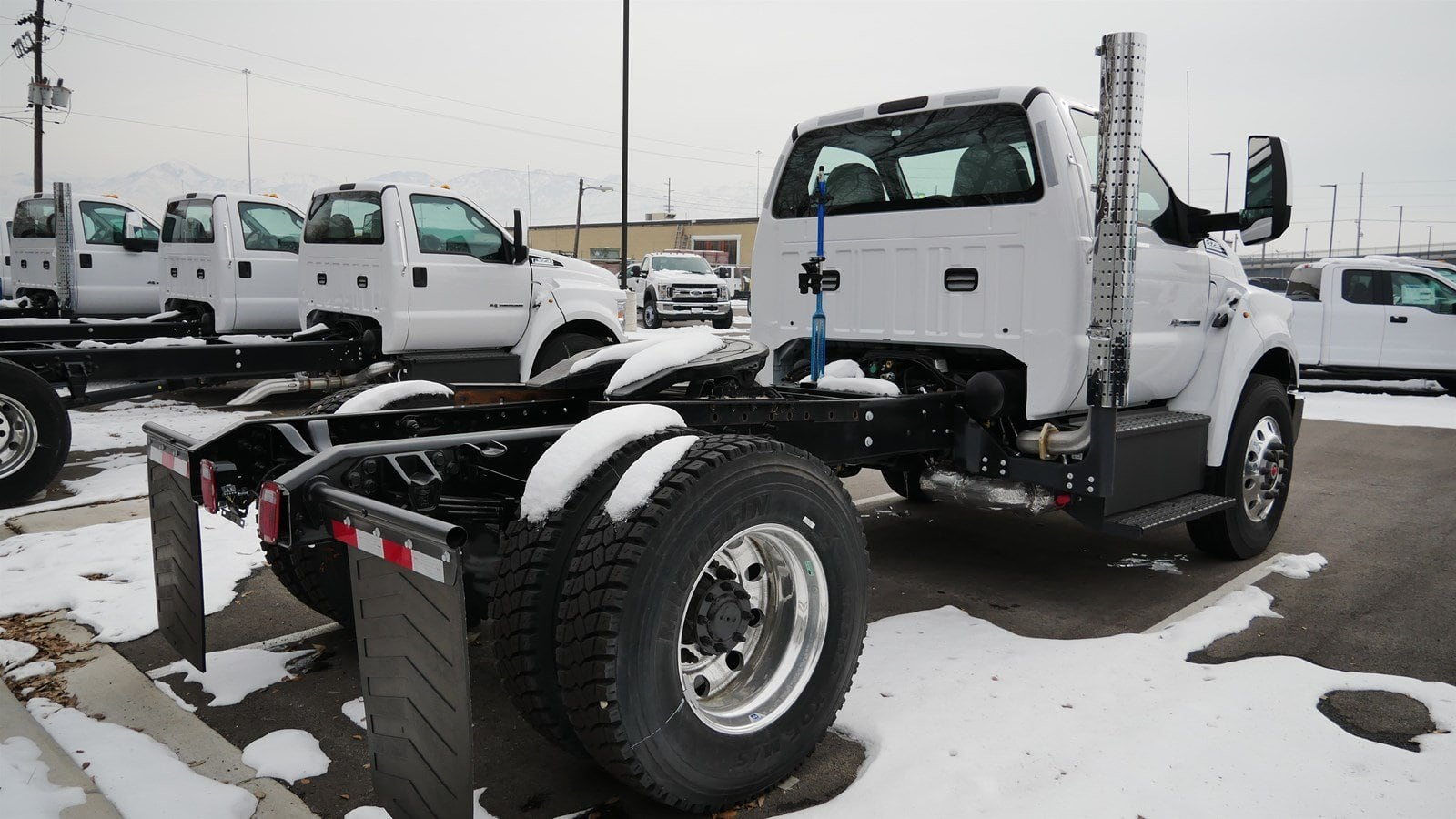 2018 F-750 Regular Cab DRW 4x2,  Cab Chassis #68219 - photo 2
