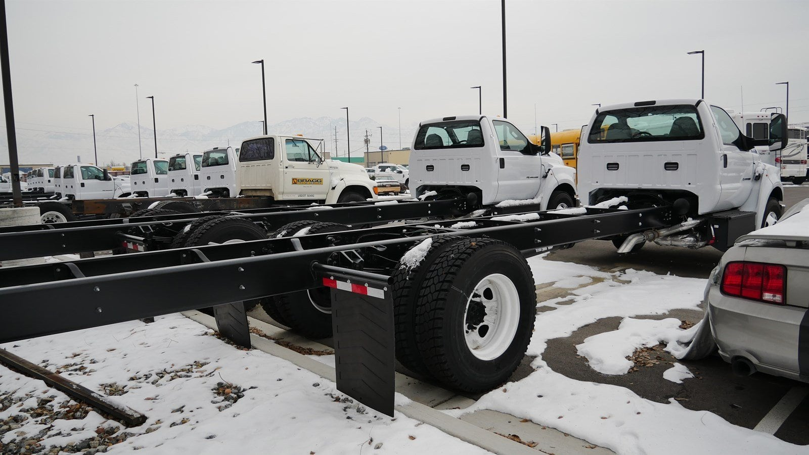 2018 F-650 Regular Cab DRW 4x2,  Cab Chassis #68223 - photo 2
