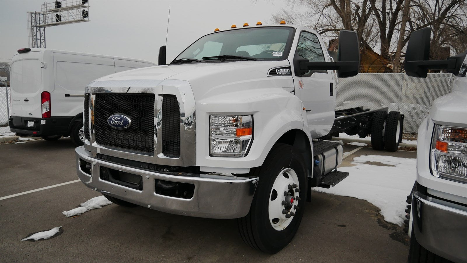 2018 F-650 Regular Cab DRW 4x2,  Cab Chassis #68223 - photo 4