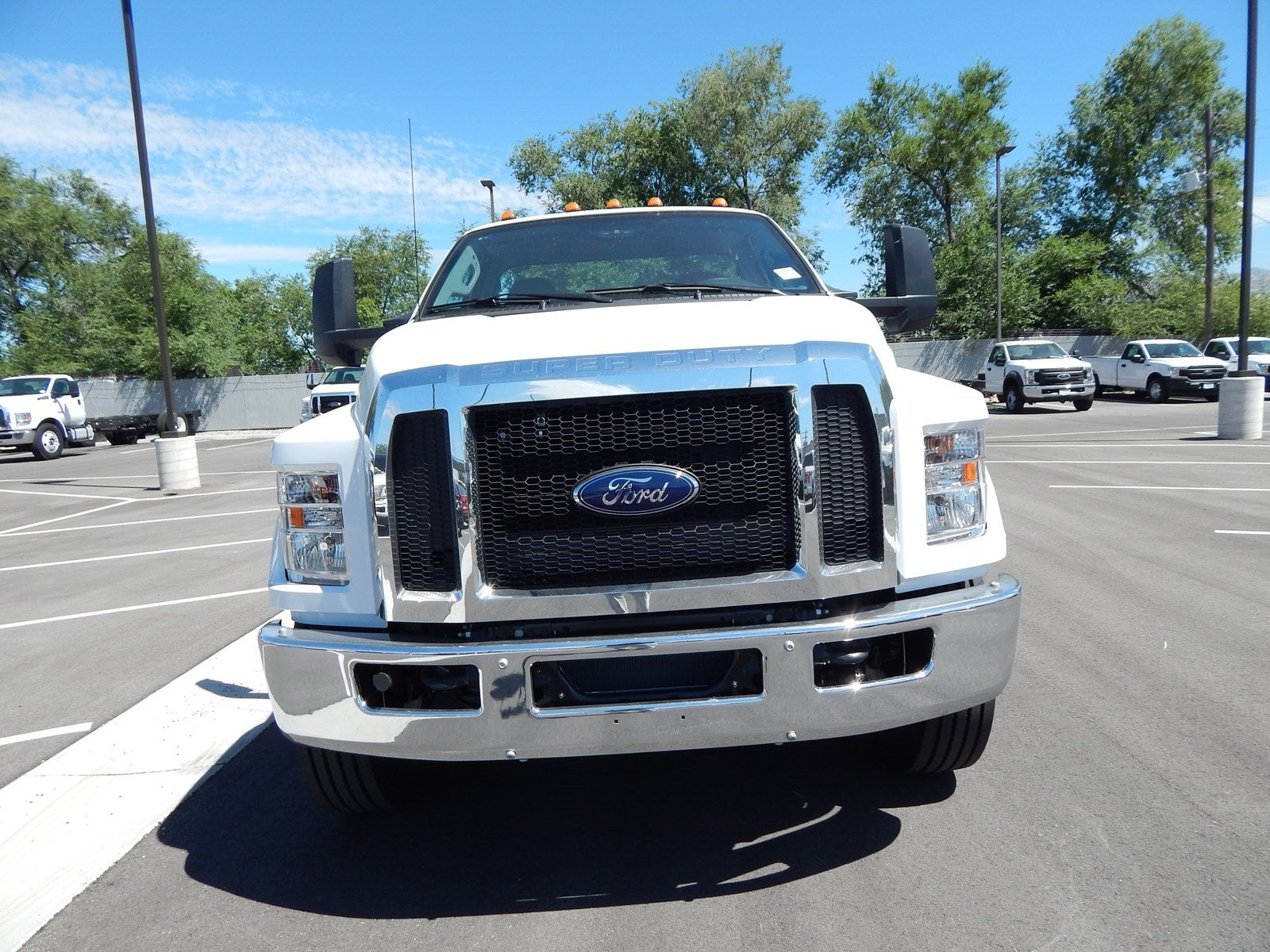 2018 F-650 Regular Cab DRW 4x2,  Cab Chassis #68224 - photo 3