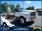 2018 F-650 Regular Cab DRW 4x2,  Cab Chassis #68224 - photo 1