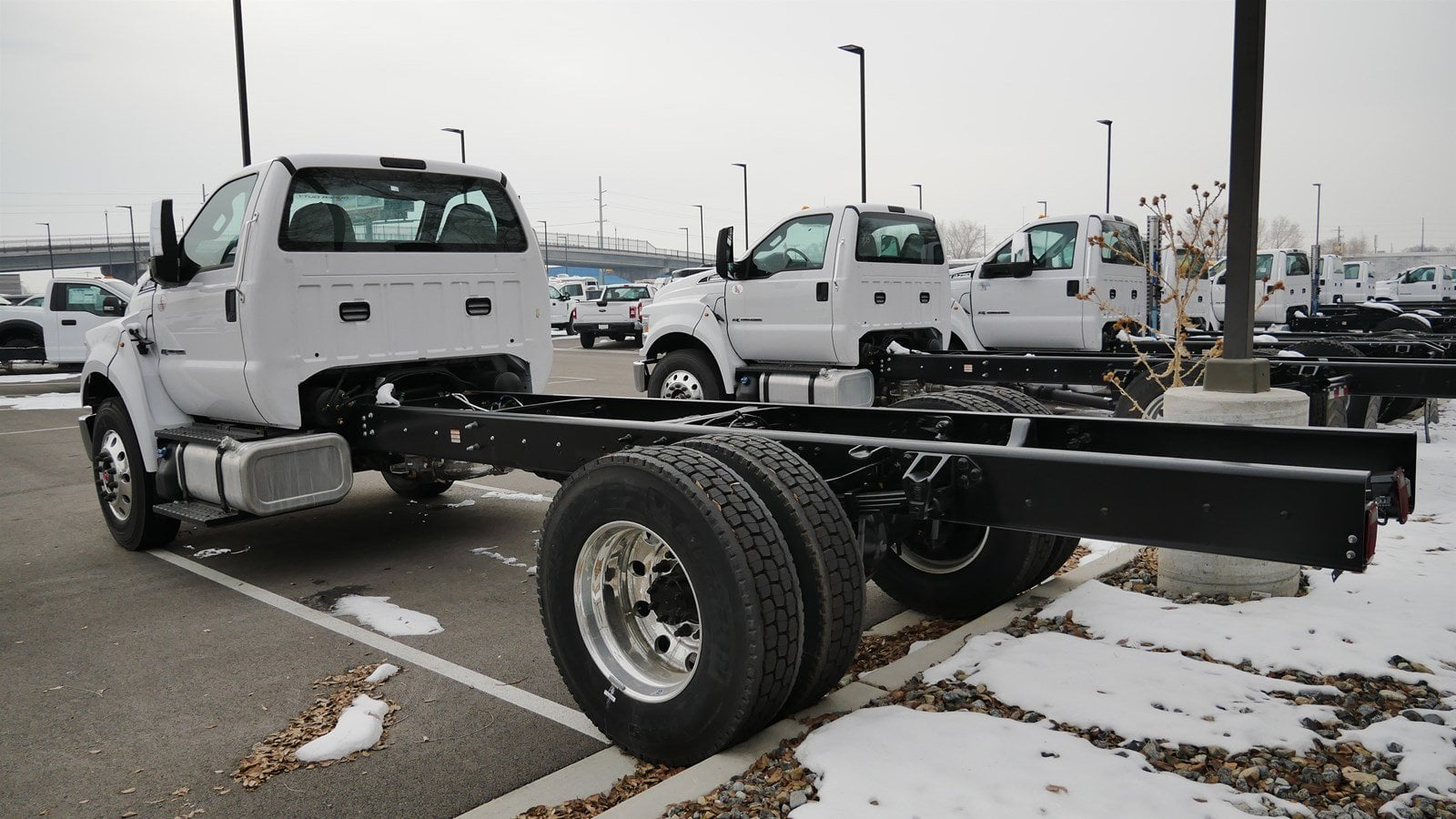 2018 F-650 Regular Cab DRW 4x2,  Cab Chassis #68225 - photo 4