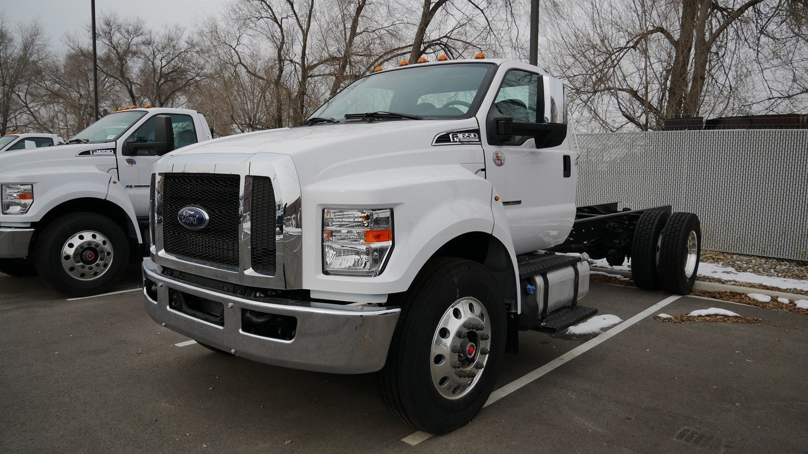 2018 F-650 Regular Cab DRW 4x2,  Cab Chassis #68225 - photo 5