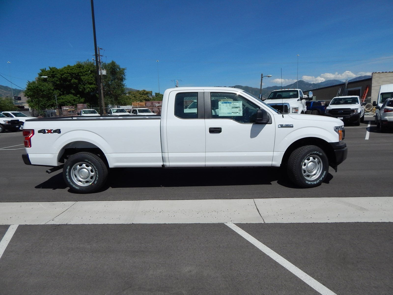 2018 F-150 Super Cab 4x4,  Pickup #68227 - photo 5