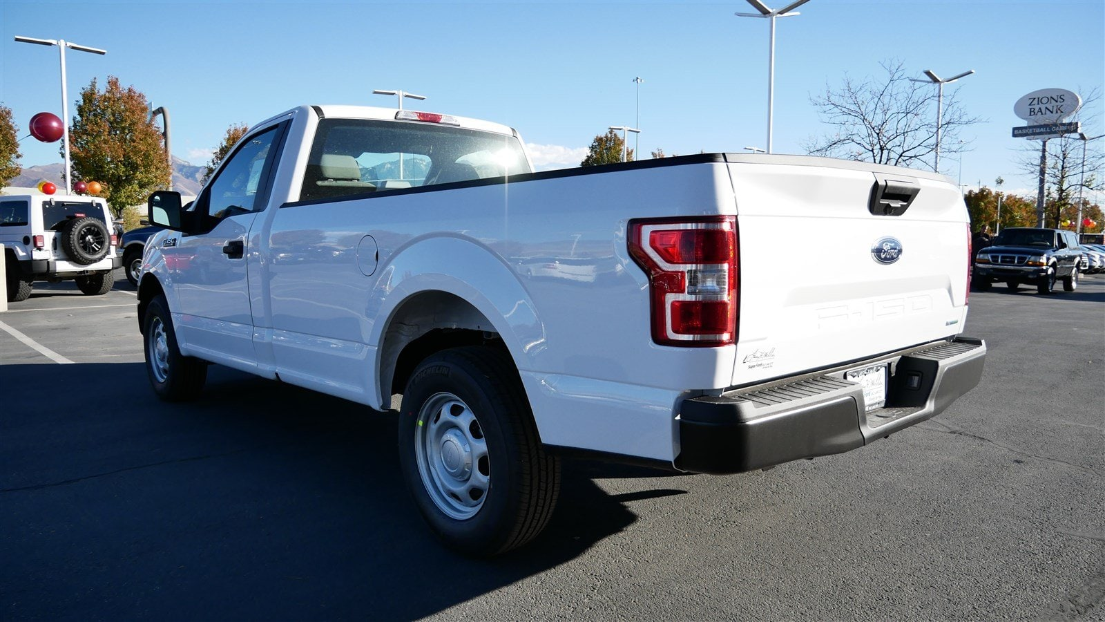 2018 F-150 Regular Cab 4x2,  Pickup #68299 - photo 6