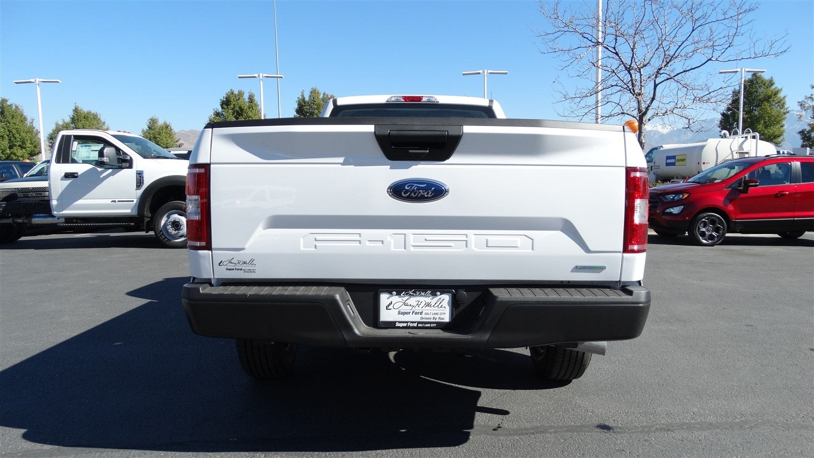 2018 F-150 Regular Cab 4x2,  Pickup #68300 - photo 5