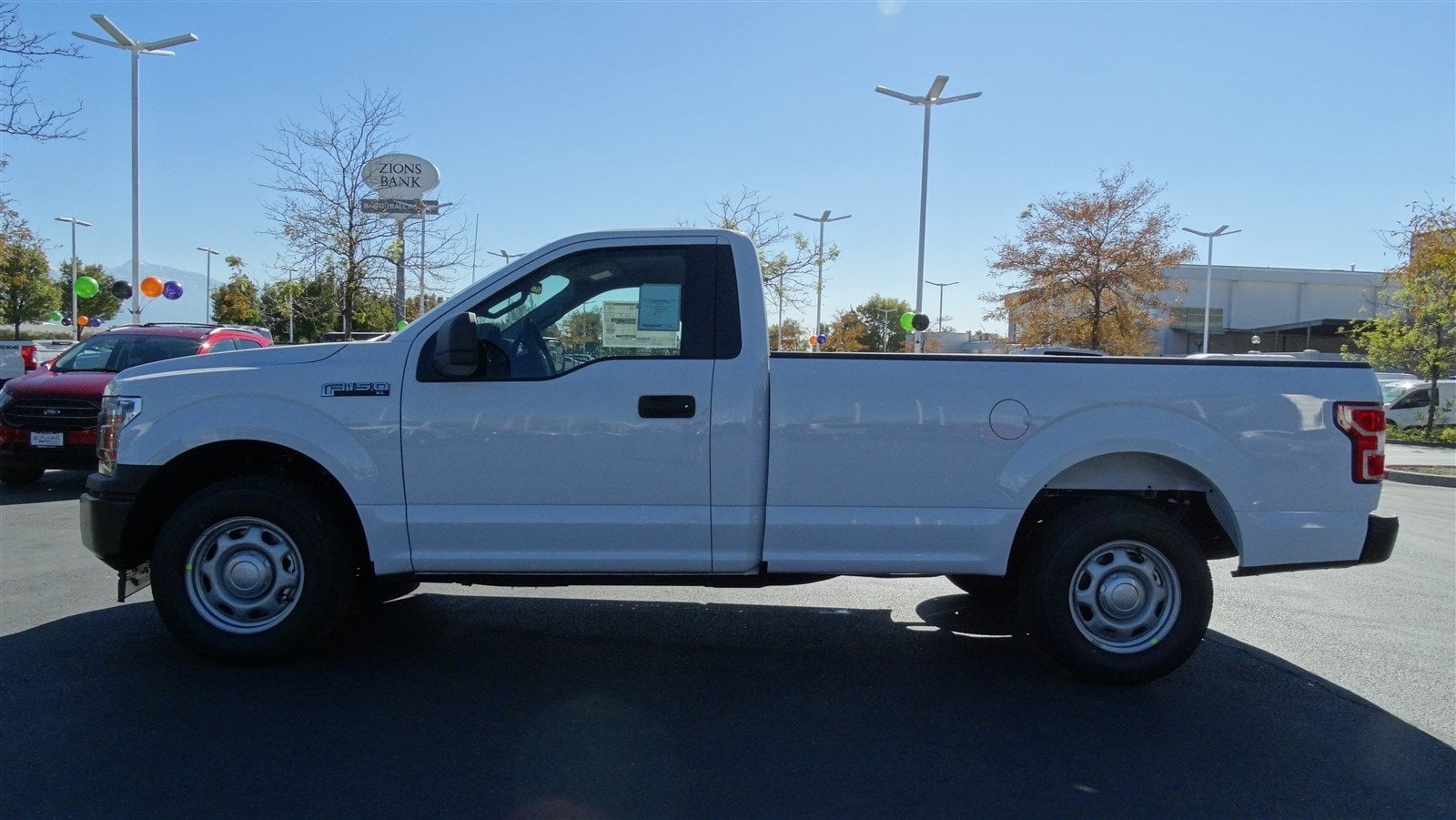 2018 F-150 Regular Cab 4x2,  Pickup #68300 - photo 7