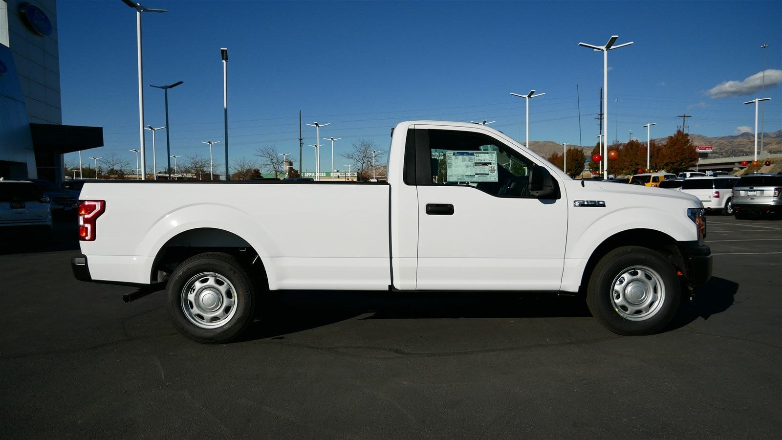 2018 F-150 Regular Cab 4x2,  Pickup #68301 - photo 3