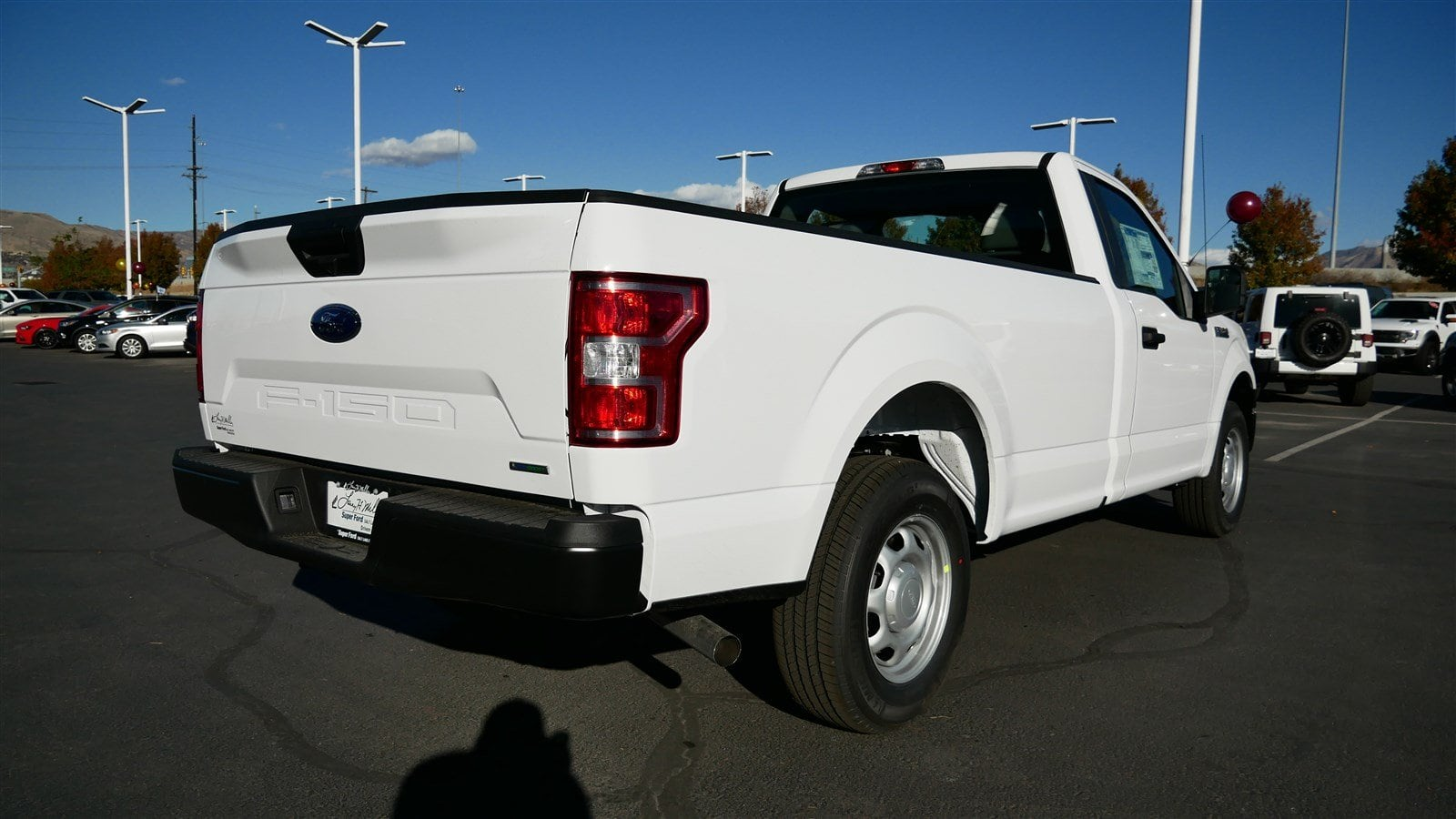 2018 F-150 Regular Cab 4x2,  Pickup #68301 - photo 2