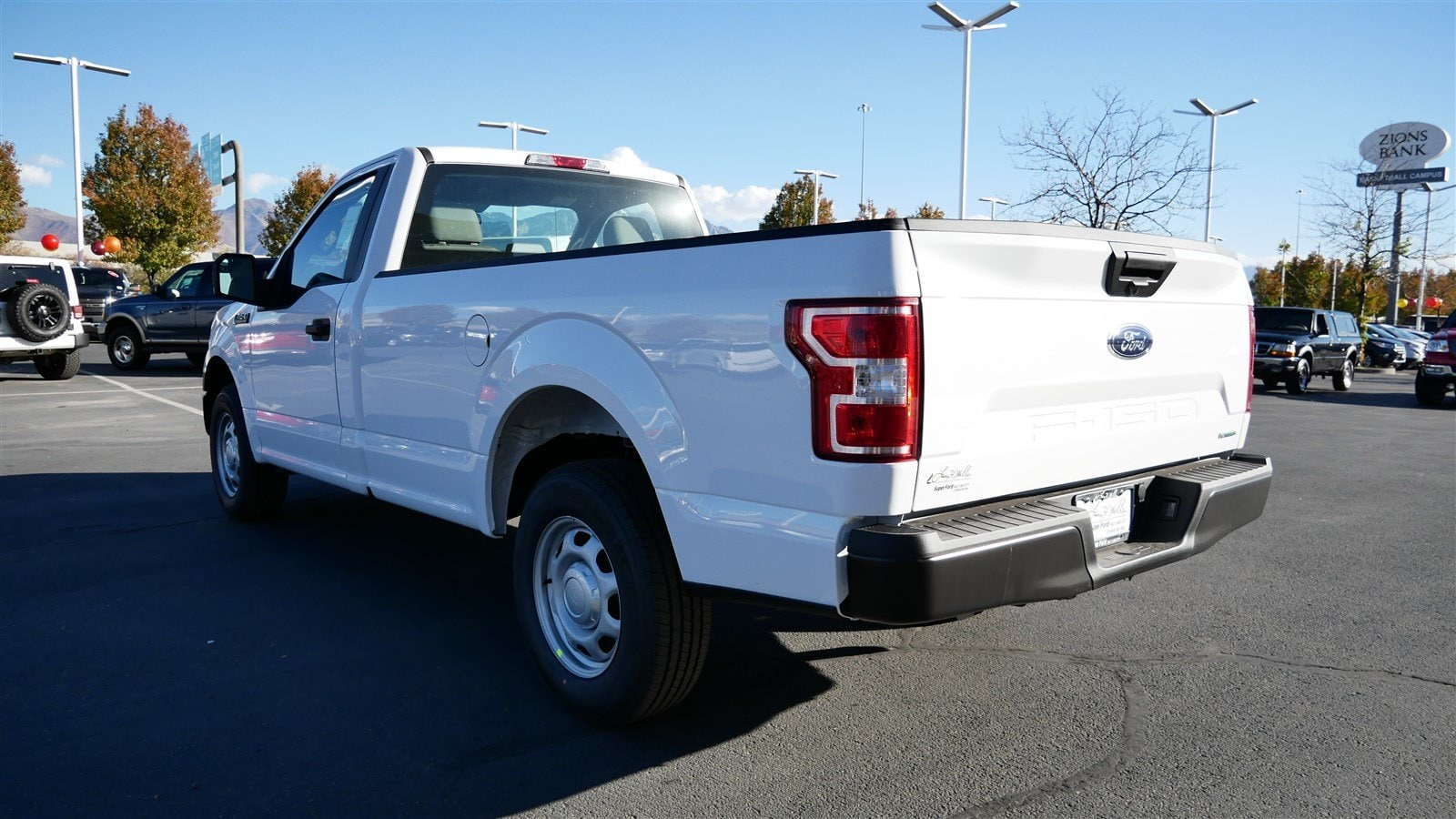 2018 F-150 Regular Cab 4x2,  Pickup #68301 - photo 6