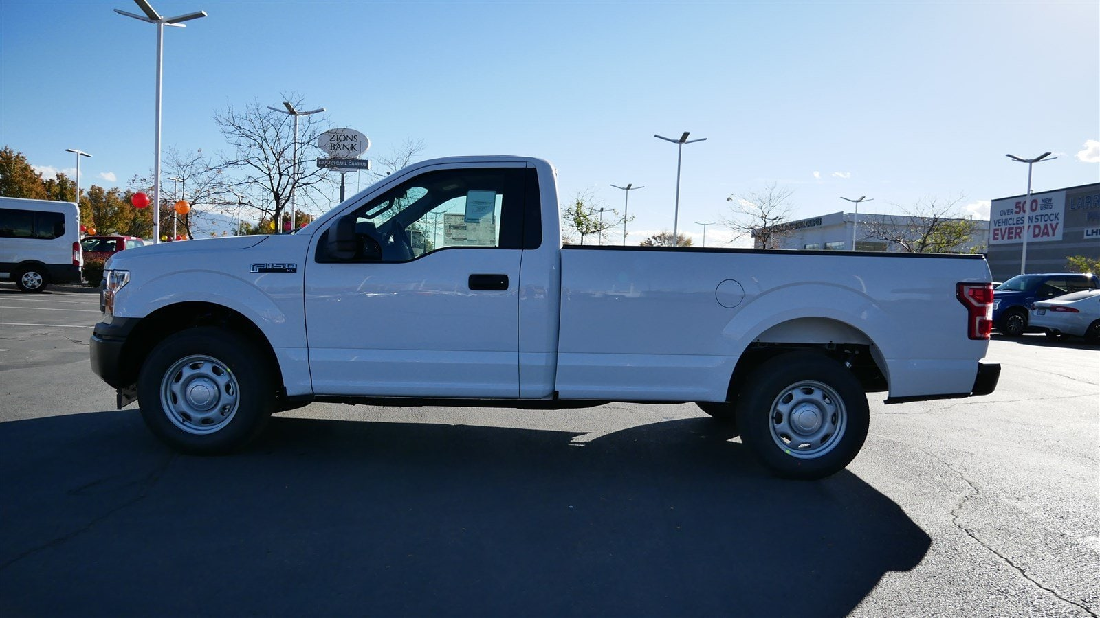 2018 F-150 Regular Cab 4x2,  Pickup #68301 - photo 7