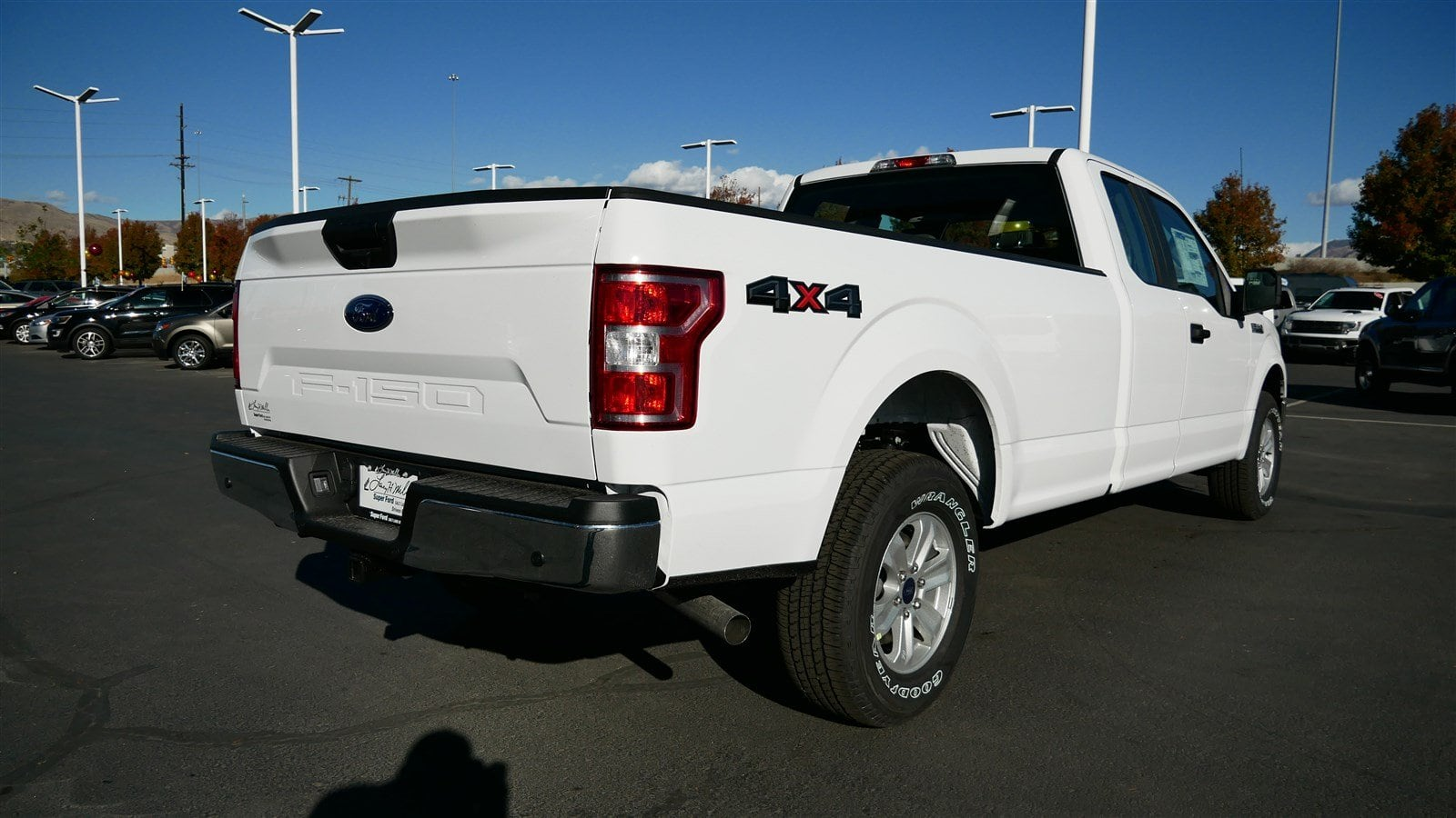 2018 F-150 Super Cab 4x4,  Pickup #68306 - photo 2