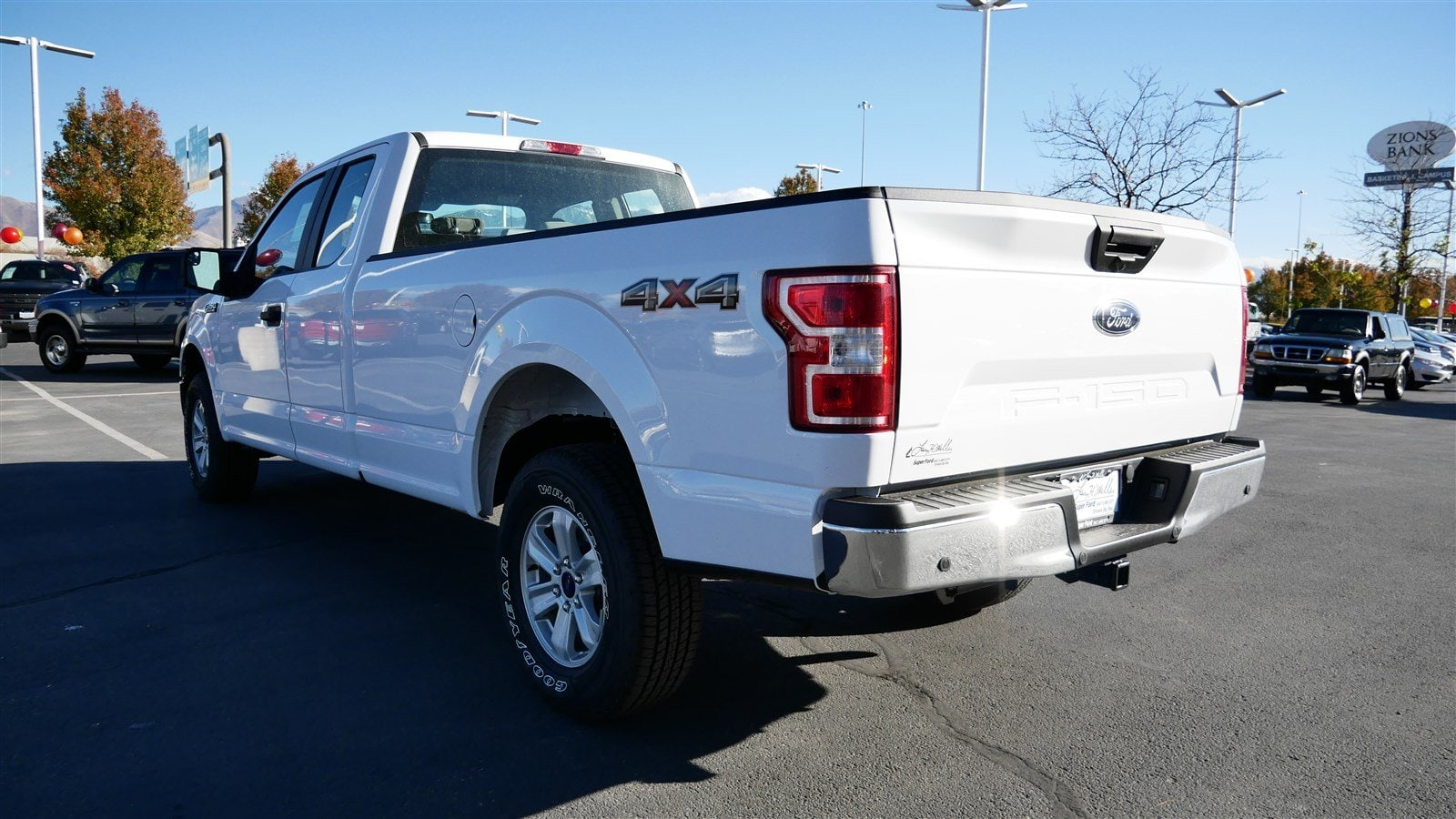 2018 F-150 Super Cab 4x4,  Pickup #68306 - photo 6