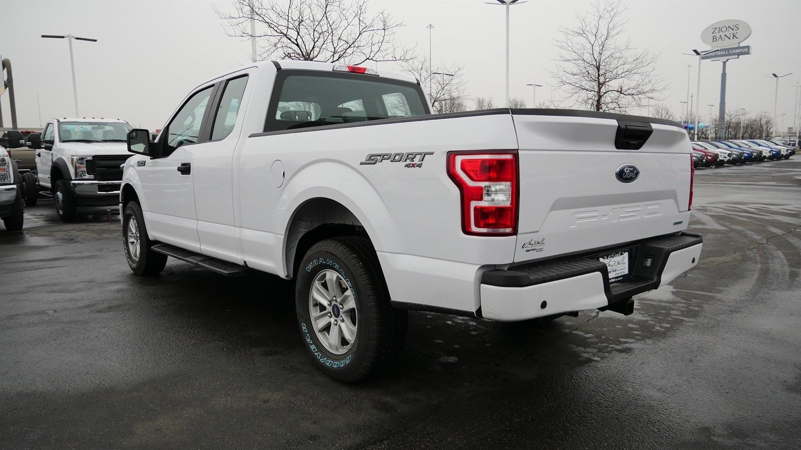 2018 F-150 Super Cab 4x4,  Pickup #68315 - photo 6
