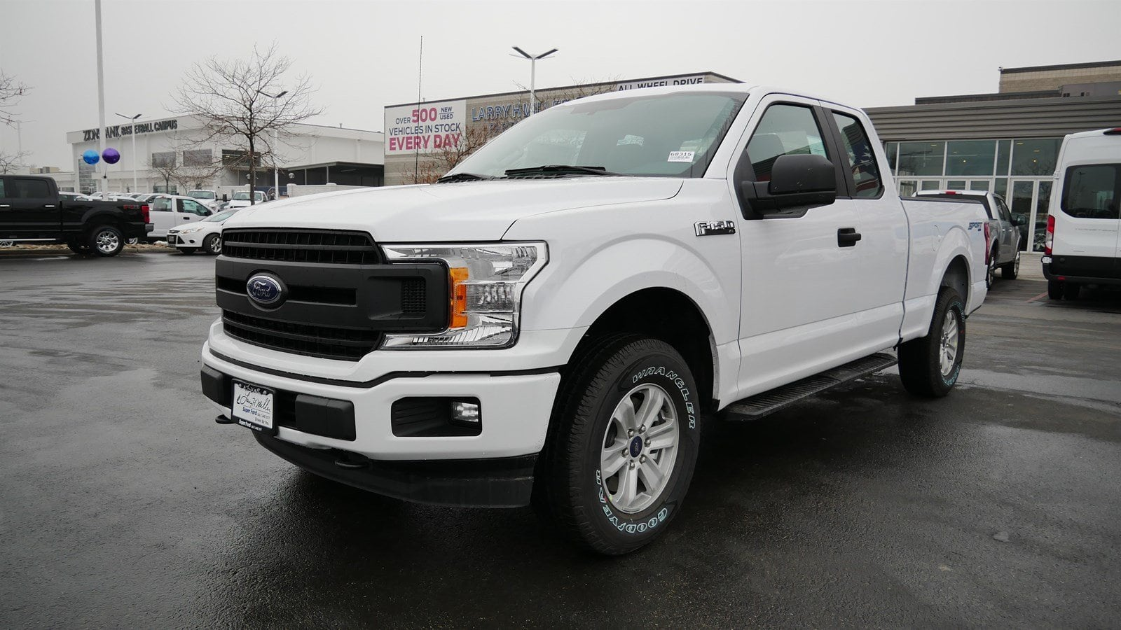 2018 F-150 Super Cab 4x4,  Pickup #68315 - photo 8