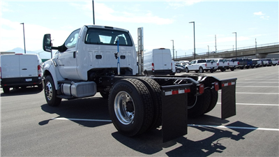 2019 F-750 Regular Cab DRW 4x2,  Cab Chassis #69001 - photo 5