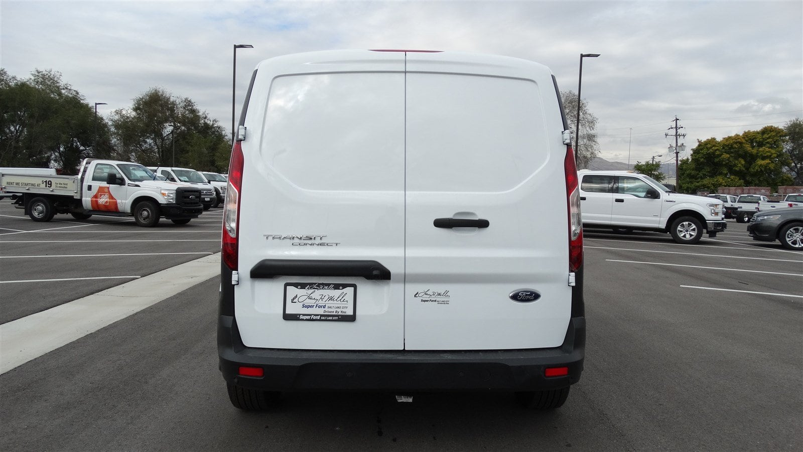 2019 Transit Connect 4x2,  Empty Cargo Van #69012 - photo 5