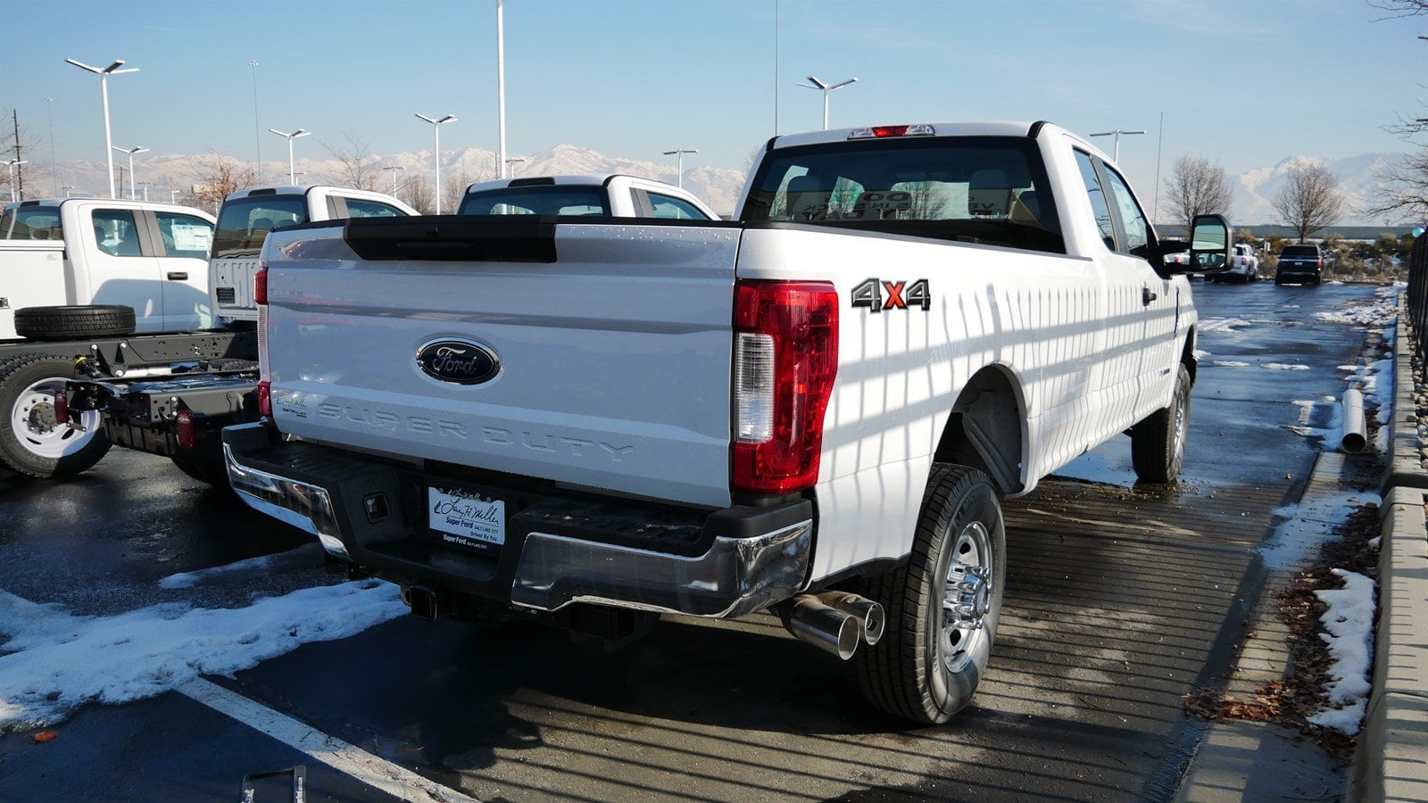 2019 F-350 Super Cab 4x4,  Pickup #69043 - photo 2