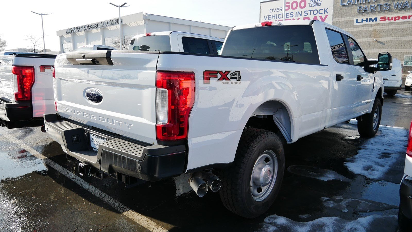 2019 F-350 Crew Cab 4x4,  Pickup #69046 - photo 2