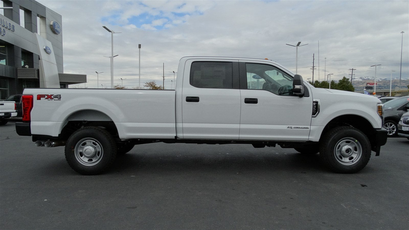 2019 F-350 Crew Cab 4x4,  Pickup #69048 - photo 3