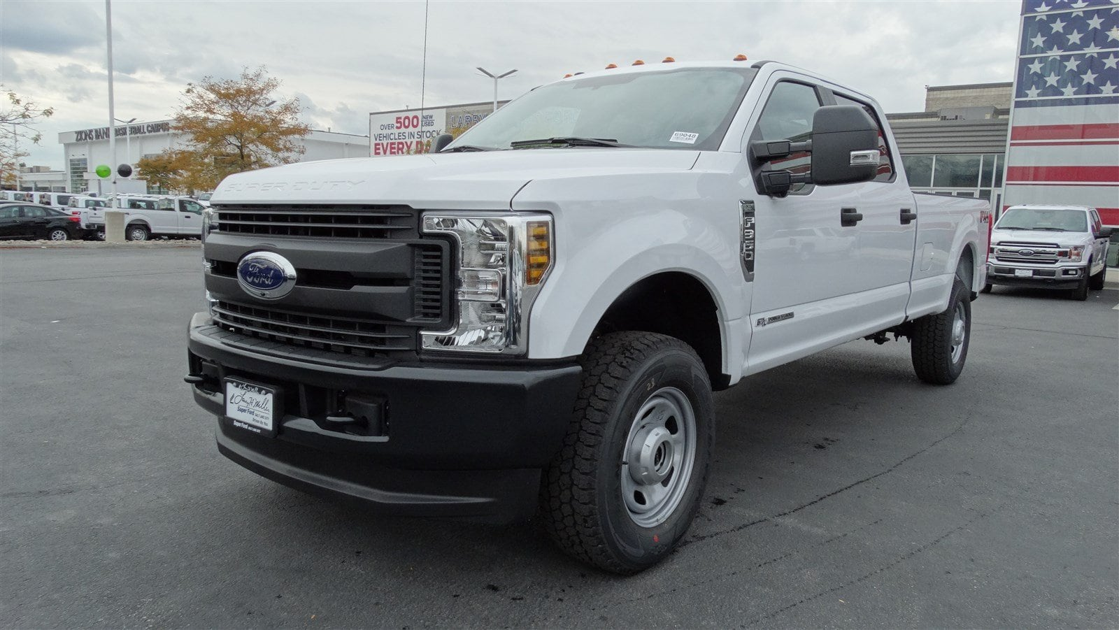 2019 F-350 Crew Cab 4x4,  Pickup #69048 - photo 7