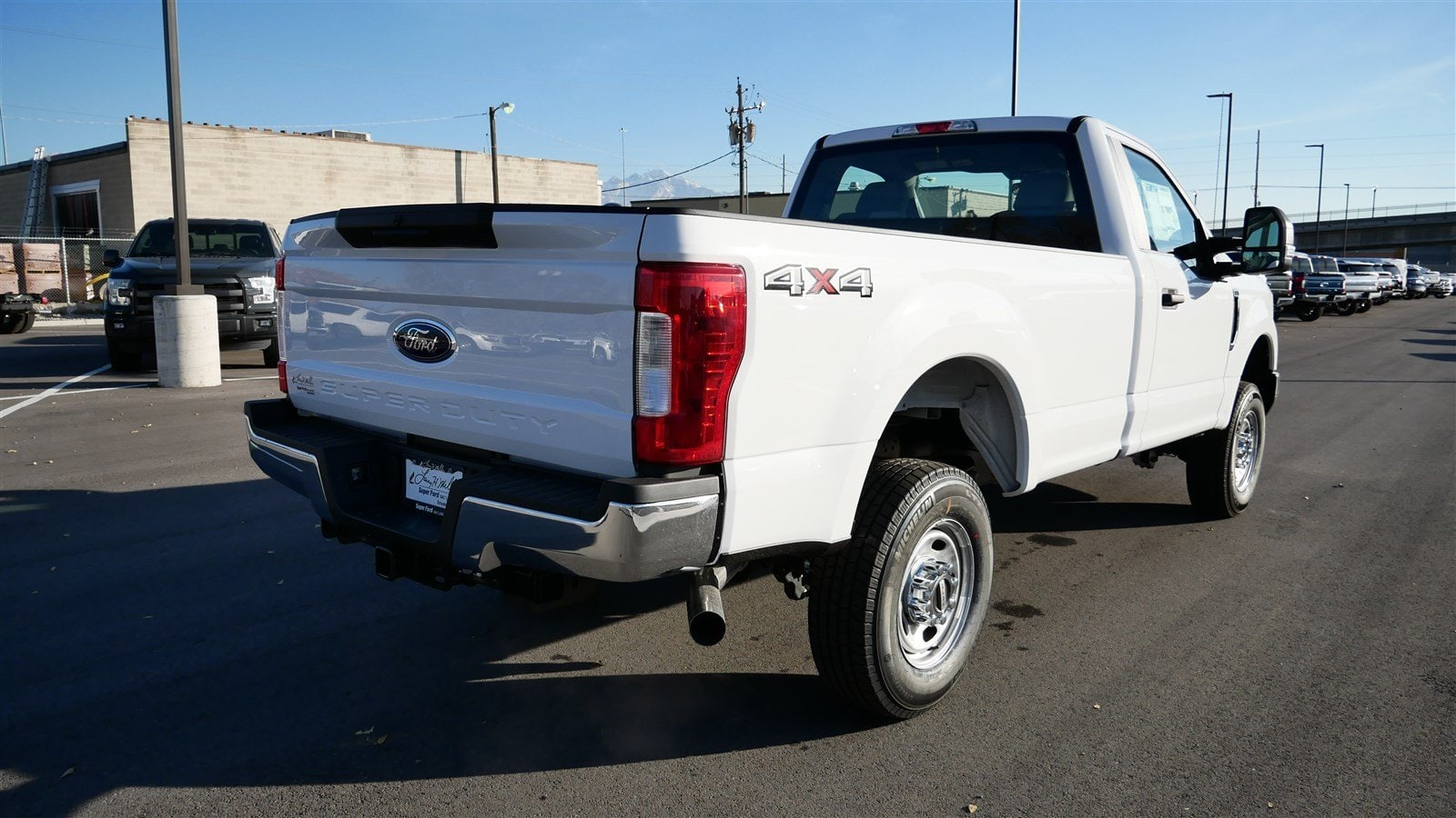 2019 F-250 Regular Cab 4x4,  Pickup #69085 - photo 2