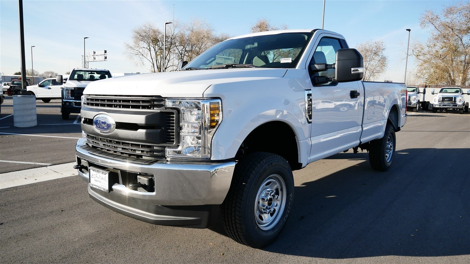 2019 F-250 Regular Cab 4x4,  Pickup #69085 - photo 8