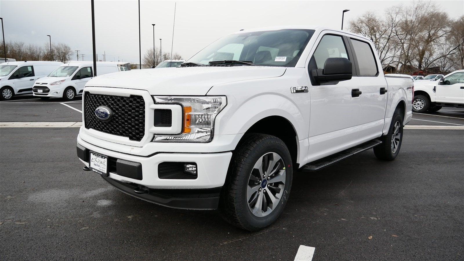 2019 F-150 SuperCrew Cab 4x4,  Pickup #69092 - photo 8