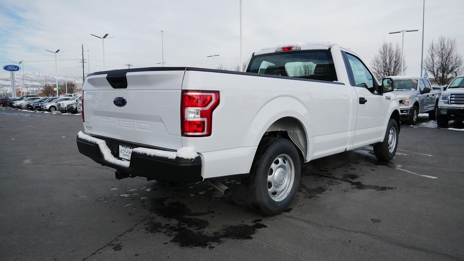 2019 F-150 Regular Cab 4x2,  Pickup #69123 - photo 2