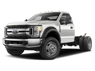 2019 Ford F-550 Regular Cab DRW 4x2, Cab Chassis #69289 - photo 1