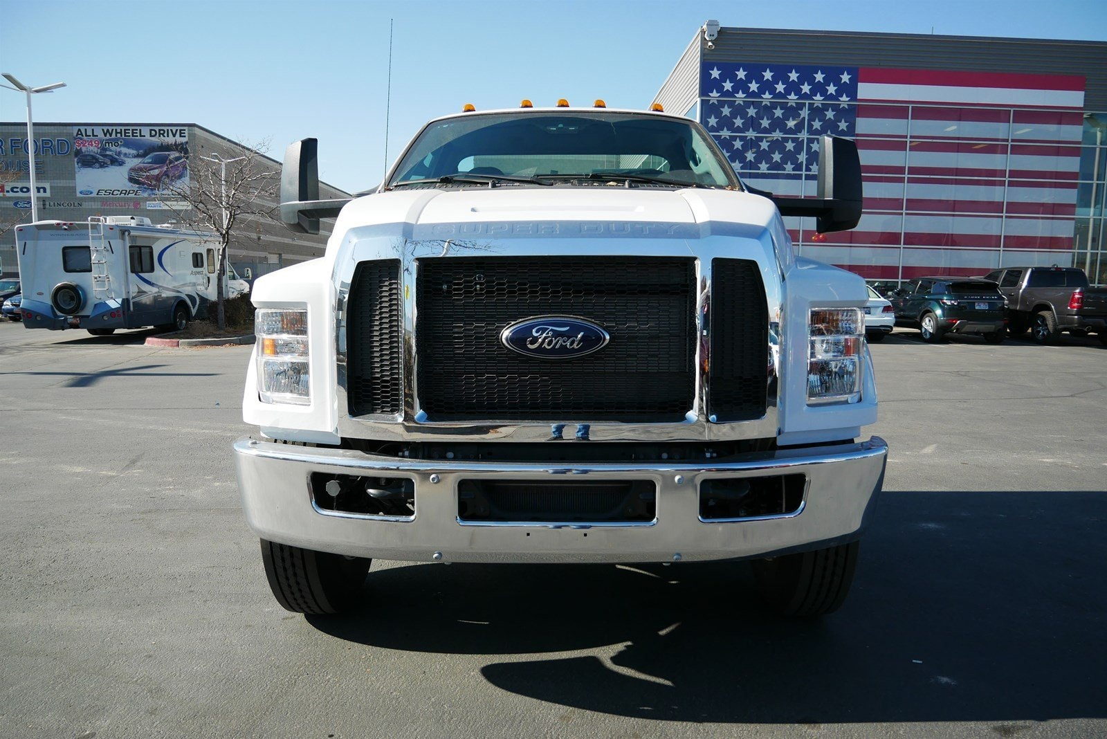 2019 Ford F-750 Regular Cab DRW 4x2, Cab Chassis #69293 - photo 11