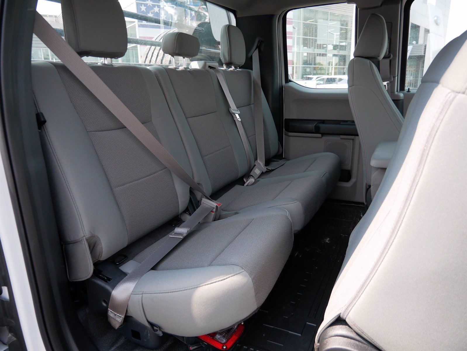 2019 Ford F-550 Super Cab DRW 4x4, CM Truck Beds Platform Body #69365 - photo 25