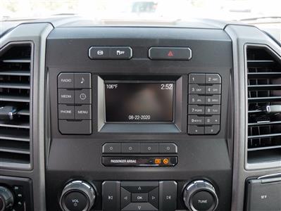 2019 Ford F-550 Super Cab DRW 4x4, CM Truck Beds Platform Body #69365 - photo 16