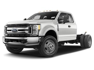 2019 Ford F-550 Super Cab DRW 4x4, Cab Chassis #69421 - photo 1