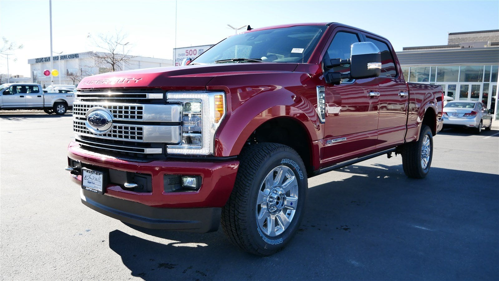2019 F-350 Crew Cab 4x4,  Pickup #70067 - photo 8