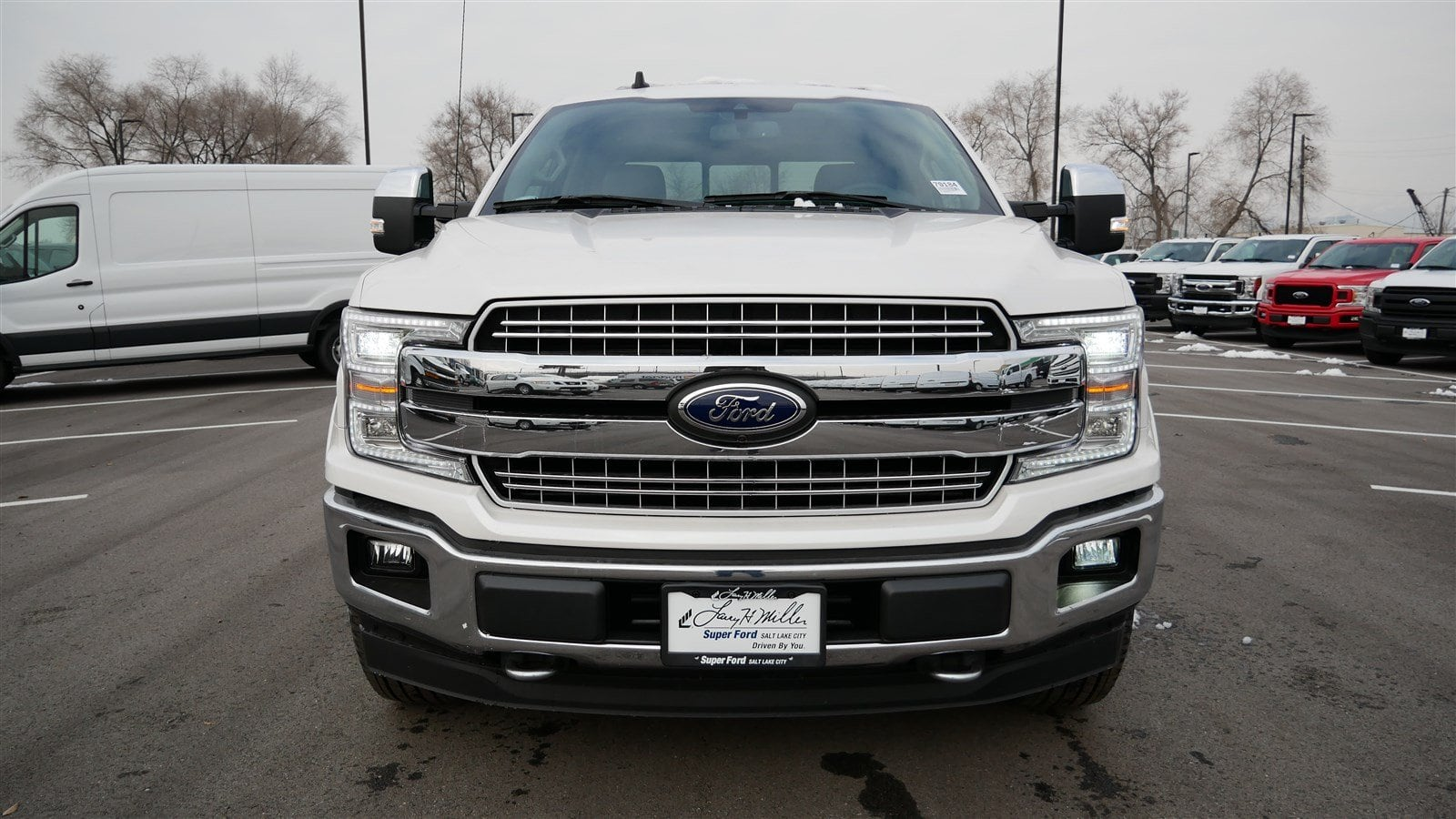 2019 F-150 SuperCrew Cab 4x4,  Pickup #70184 - photo 9