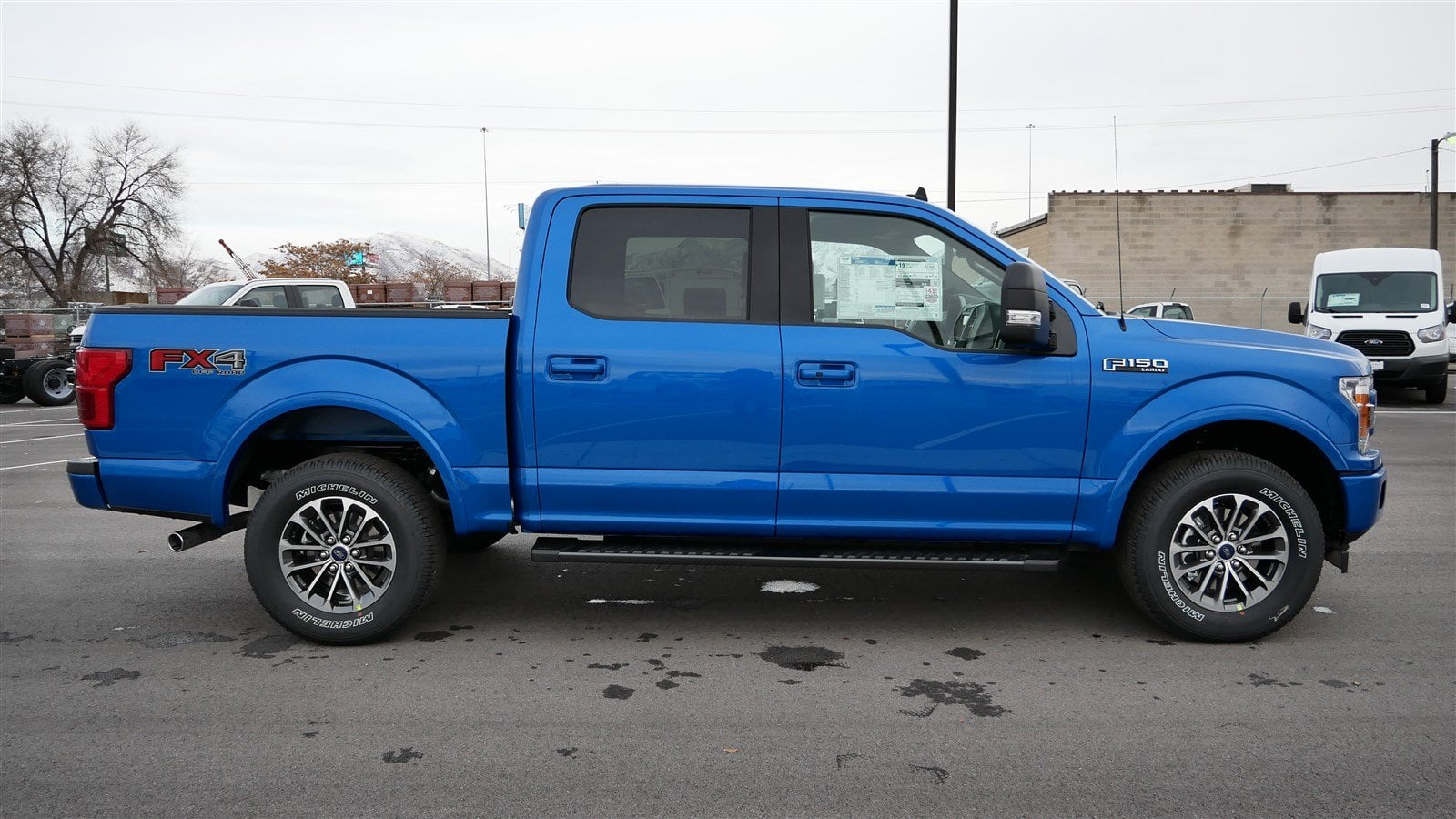 2019 F-150 SuperCrew Cab 4x4,  Pickup #70185 - photo 3