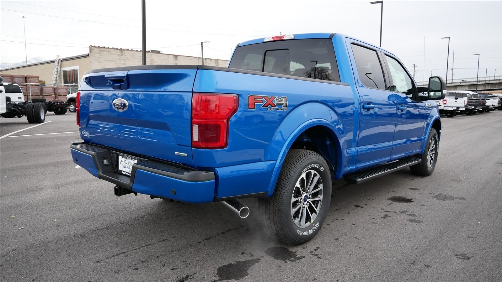 2019 F-150 SuperCrew Cab 4x4,  Pickup #70185 - photo 2