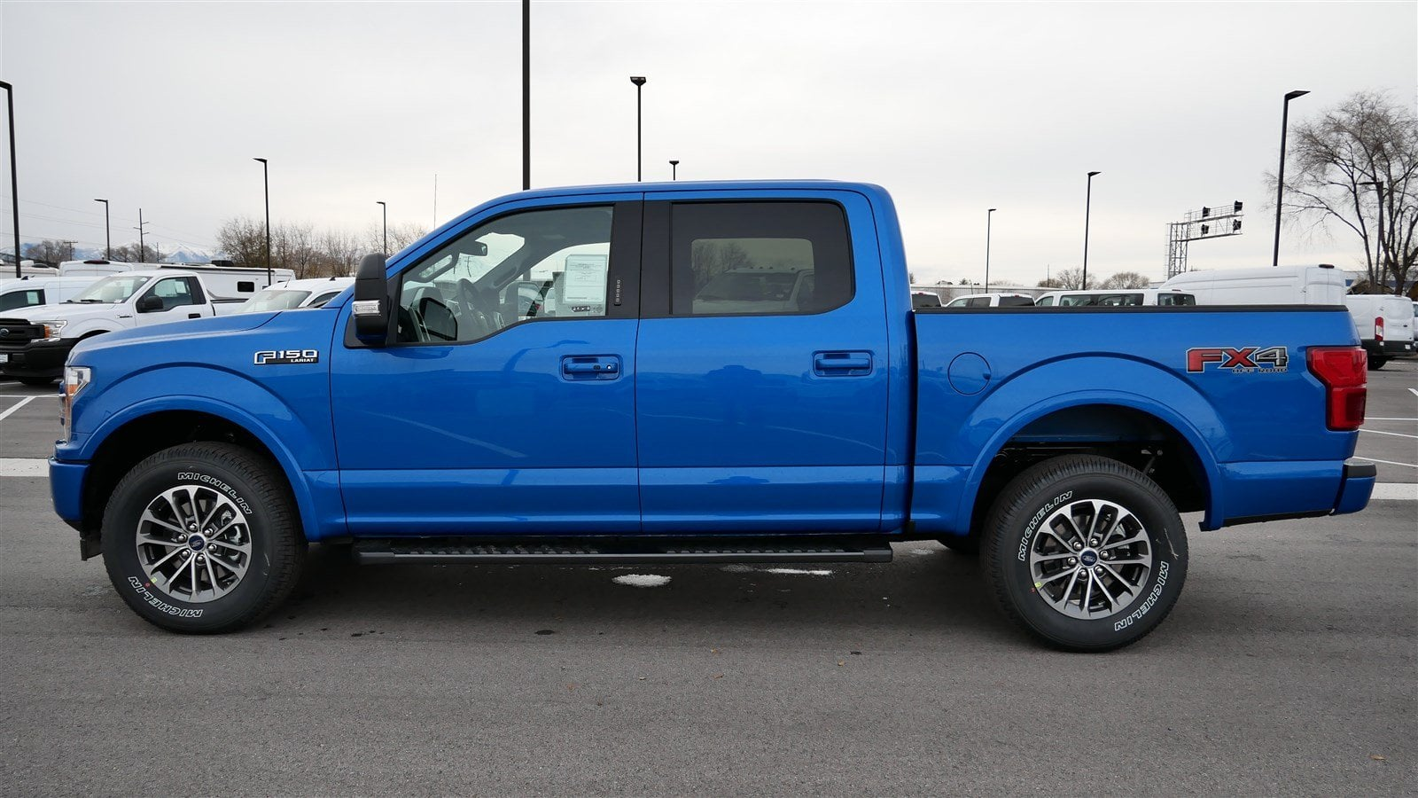 2019 F-150 SuperCrew Cab 4x4,  Pickup #70185 - photo 7