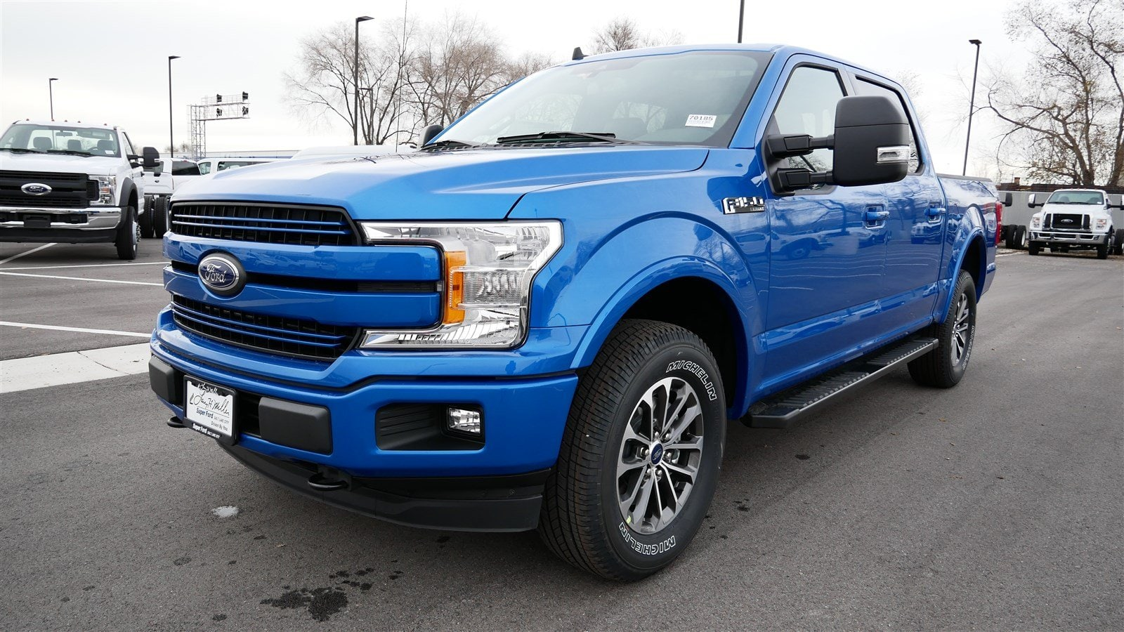 2019 F-150 SuperCrew Cab 4x4,  Pickup #70185 - photo 8