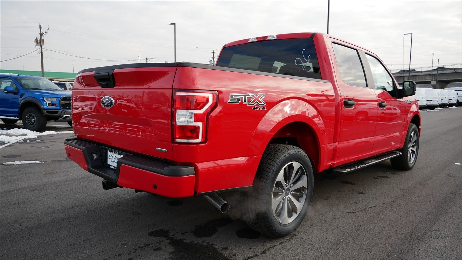 2019 F-150 SuperCrew Cab 4x4,  Pickup #70225 - photo 2
