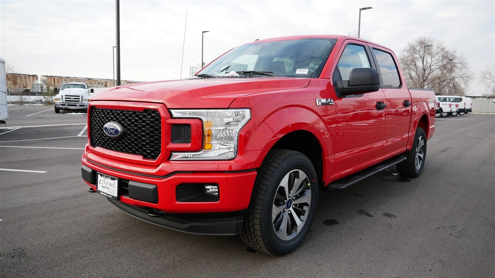 2019 F-150 SuperCrew Cab 4x4,  Pickup #70225 - photo 8
