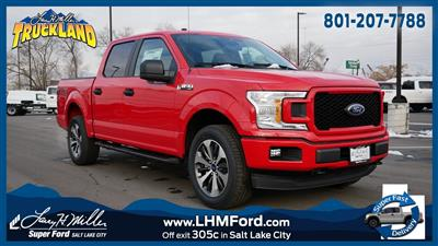 2019 F-150 SuperCrew Cab 4x4,  Pickup #70225 - photo 1