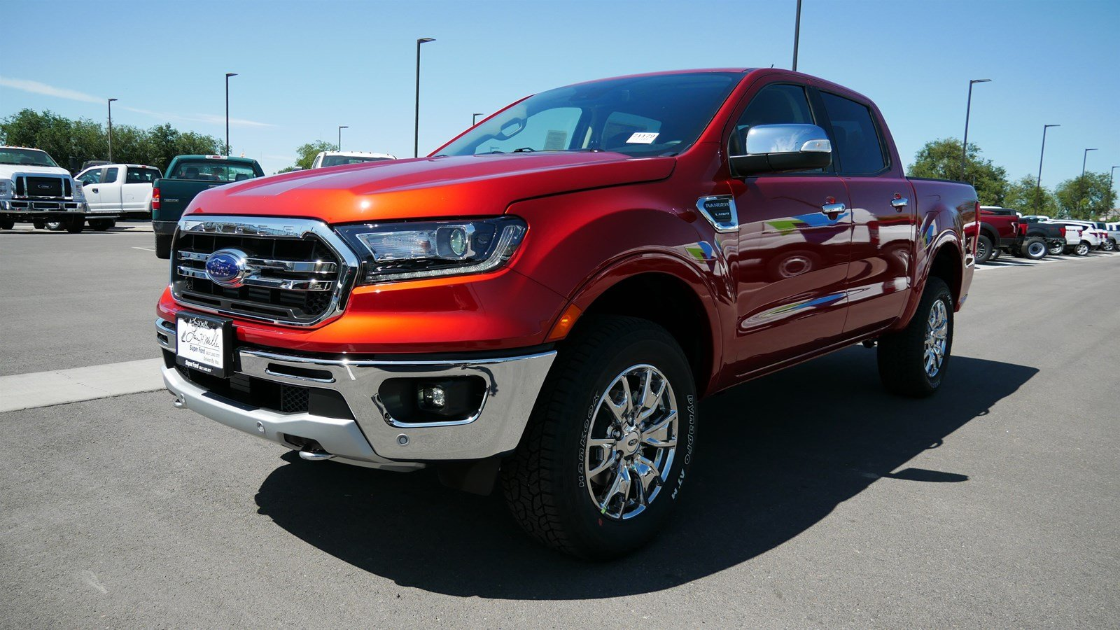 2019 Ranger SuperCrew Cab 4x4, Pickup #71179 - photo 7