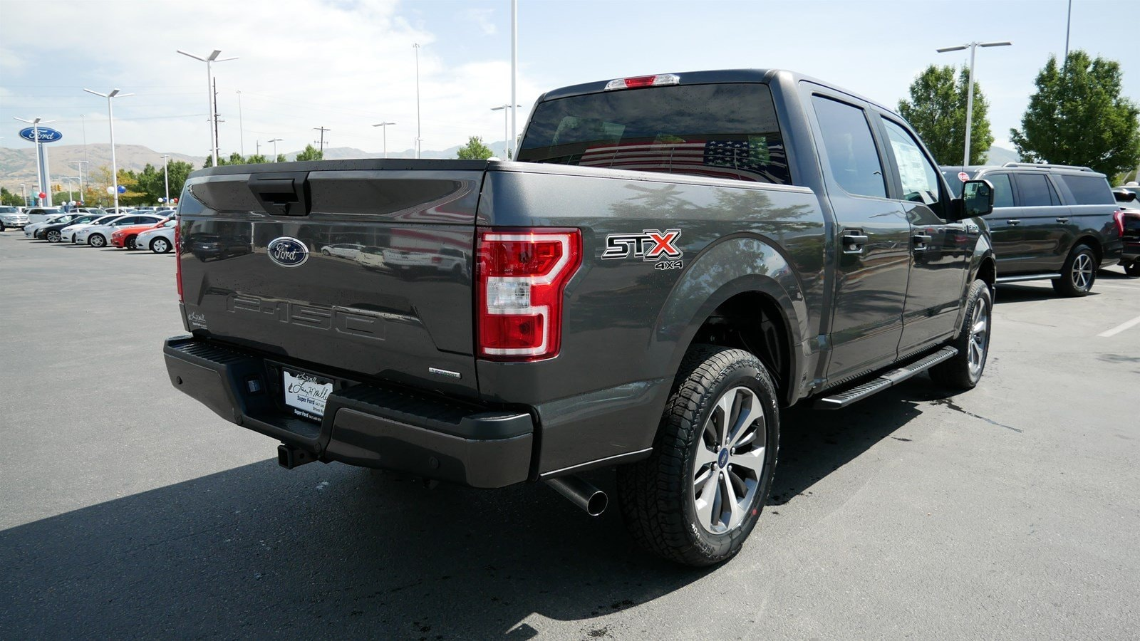 2019 F-150 SuperCrew Cab 4x4, Pickup #71209 - photo 1