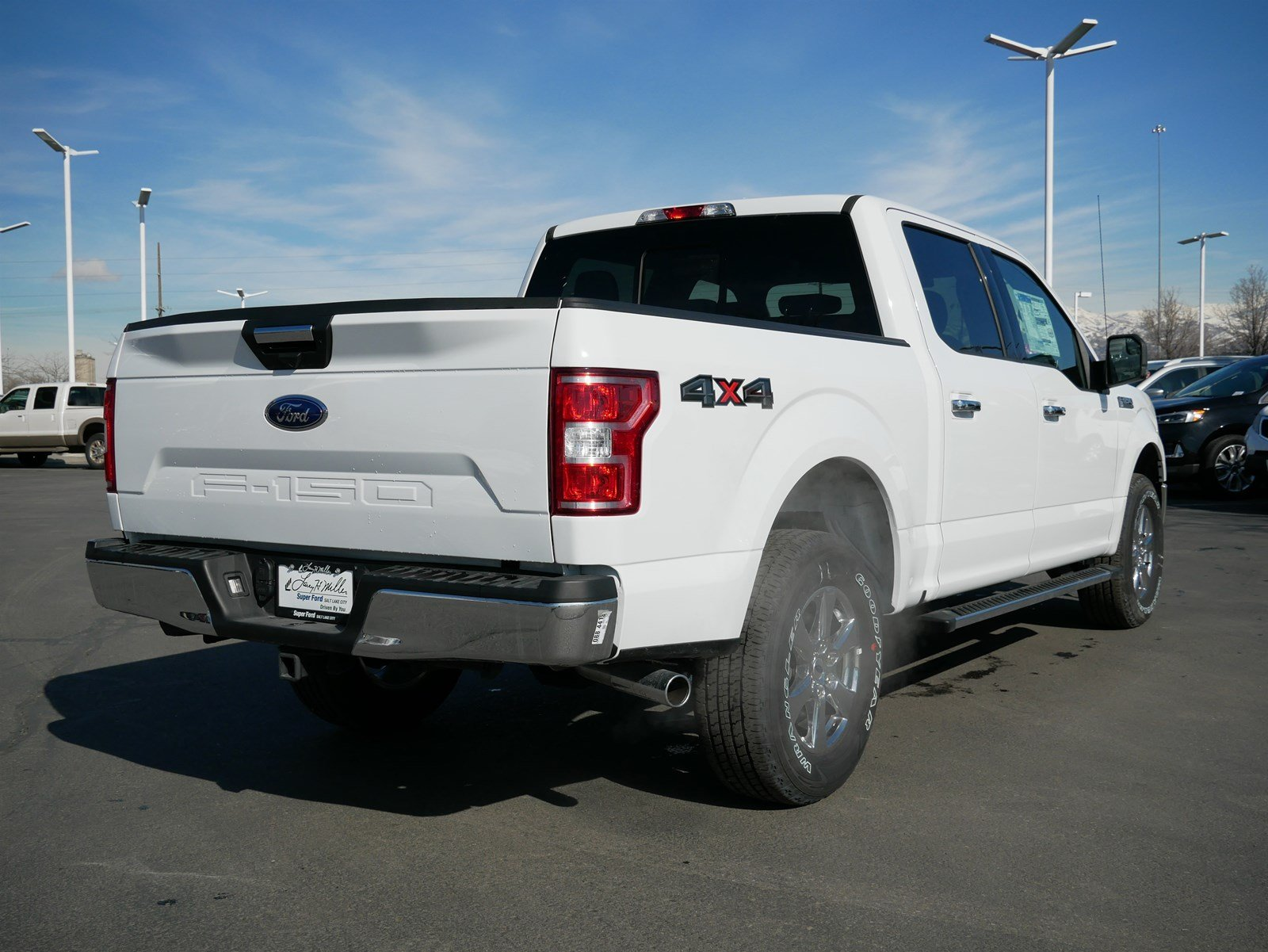 2019 F-150 SuperCrew Cab 4x4, Pickup #77490 - photo 1