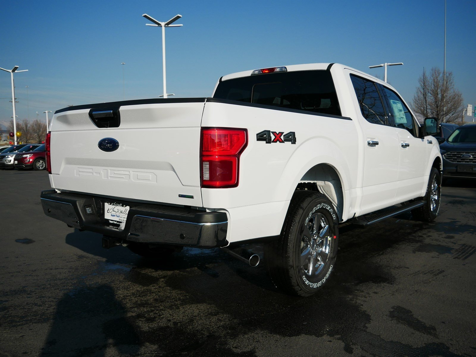 2020 Ford F-150 SuperCrew Cab 4x4, Pickup #85192 - photo 2