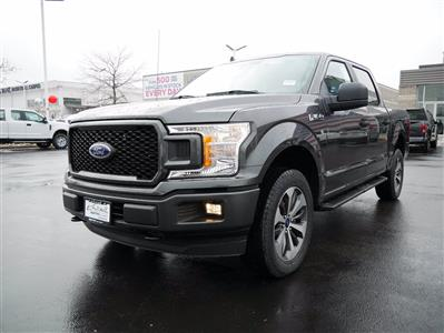 2020 Ford F-150 SuperCrew Cab 4x4, Pickup #85245 - photo 9