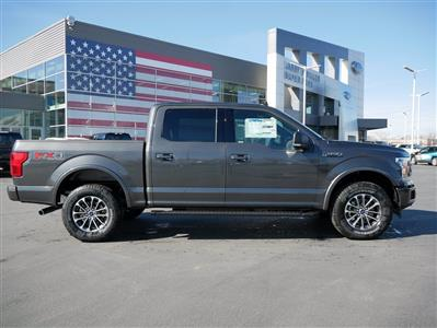 2020 Ford F-150 SuperCrew Cab 4x4, Pickup #85410 - photo 4